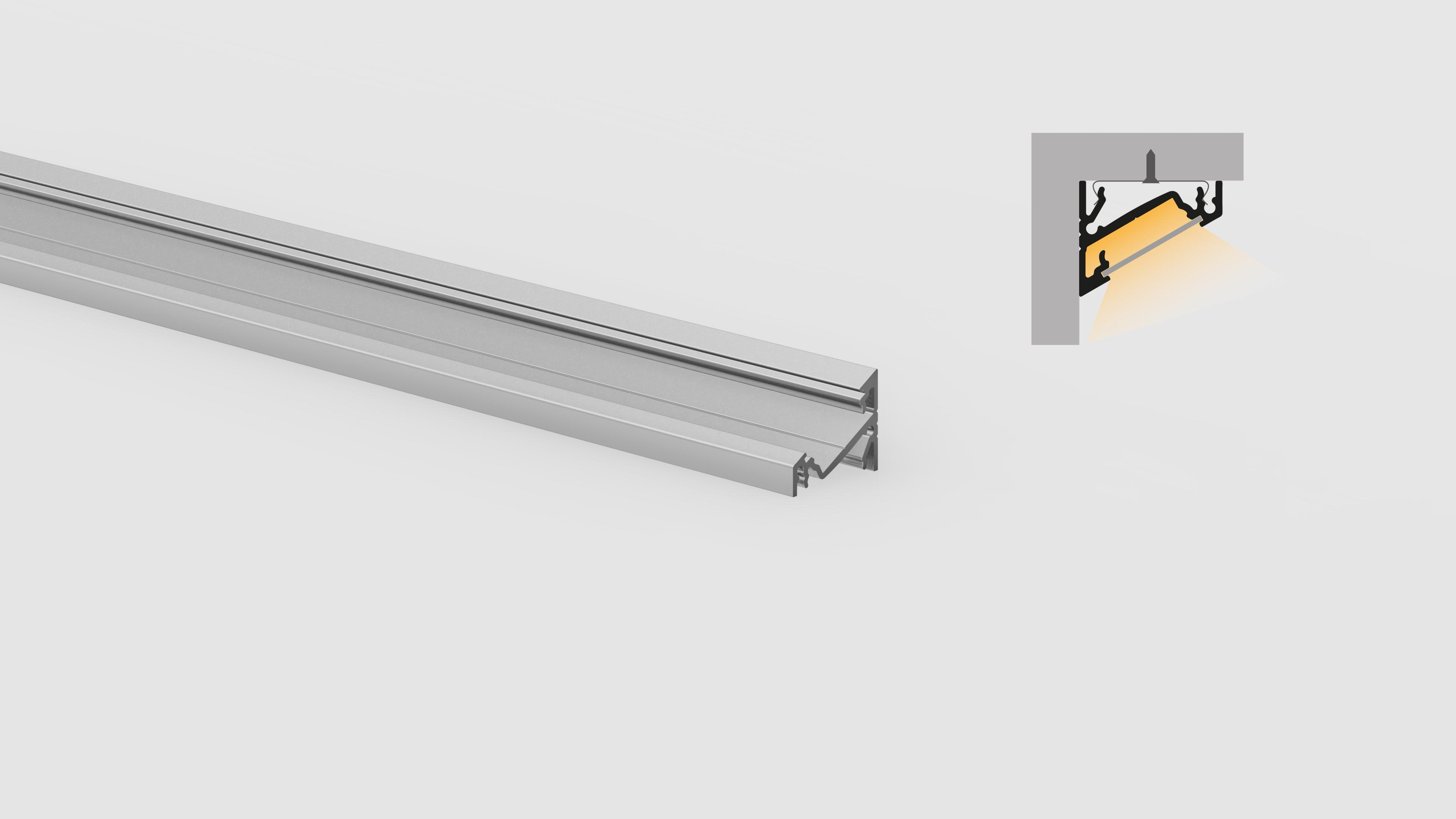 Profilo in alluminio – angolari – PR314