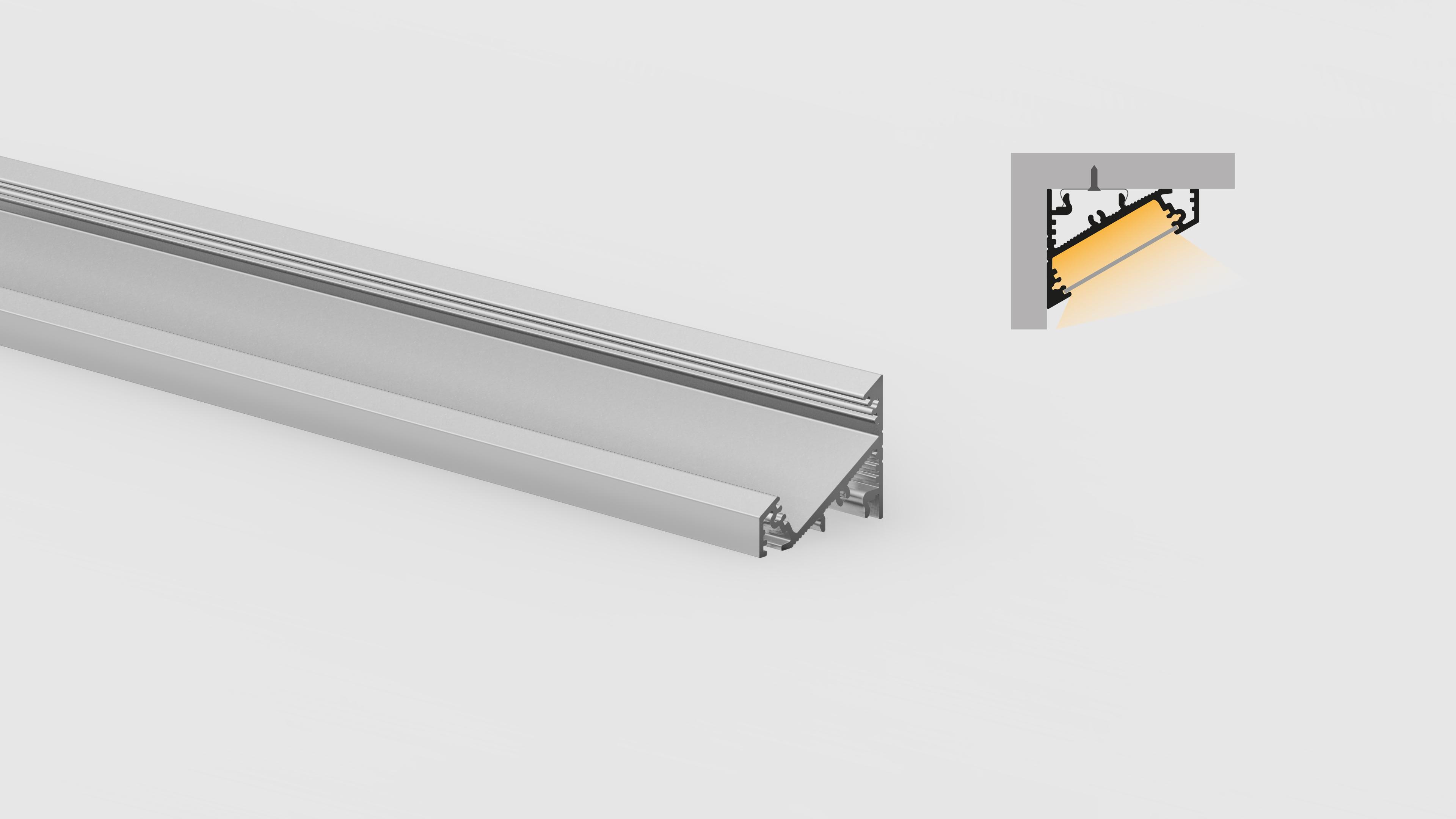 Profilo in alluminio – angolari – PR330