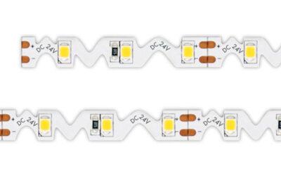 WAVY STRIP LED – 2835 WL60