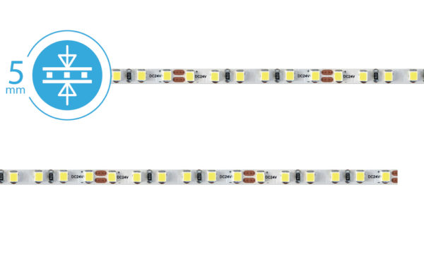 La versatilità delle Strip LED da 5 MM capaci di ispirare nuove idee