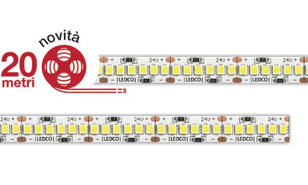 STRIP LED 2835 – SL200 – 20 Metri