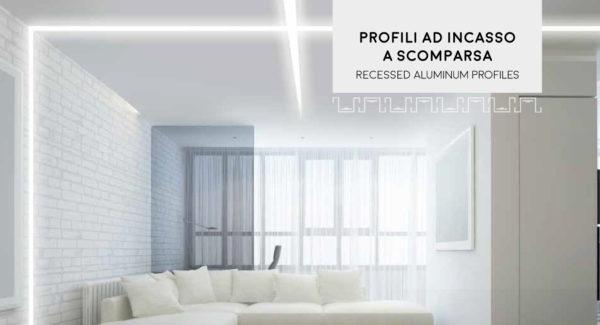 L'eleganza e la resistenza dei profili in alluminio anodizzato
