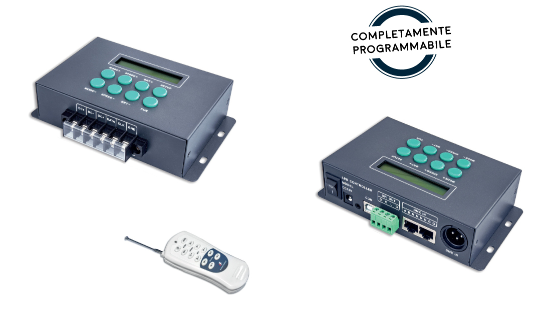 DMX Control Unit