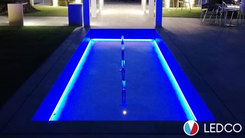 Fountain lighting – Astoria Palace – Corato (BA)
