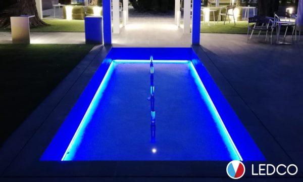 Illuminzione Astoria Palace - Corato (BA)
