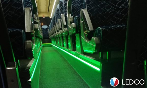 Illuminazione Autobus con Strip Led 12V