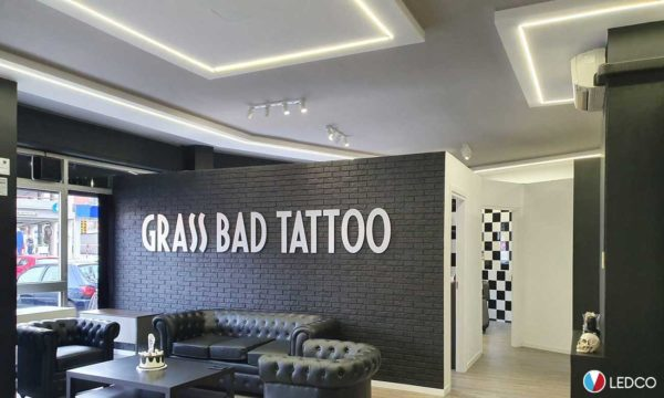 Grass Bad Tattoo - Bari