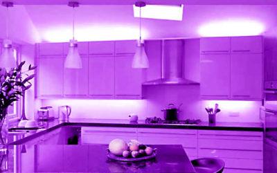 Barre LED  UV-C e UV-A Custom