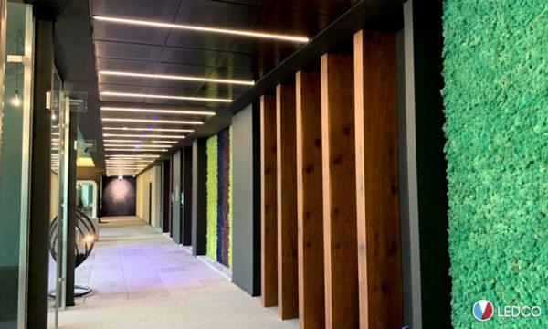 Illuminazione azienda - Acireale (CT)