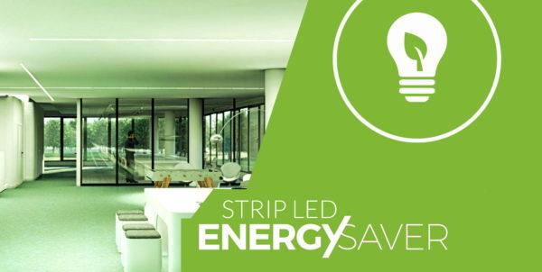 Nuova strip led a risparmio energetico SL120 ES