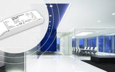 Dimmer DALI: gestire l'illuminazione di diversi ambienti con facilità e comodità