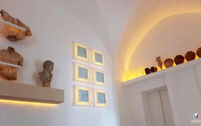 Illuminazione Luxury Residence Insula Felicles – Lecce