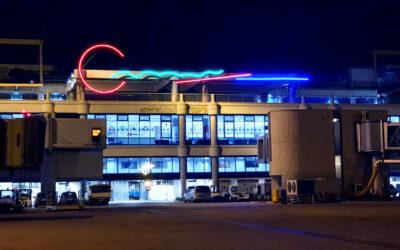 Illuminazione Aeroporto Internazionale di Bari – Karol Wojtyla