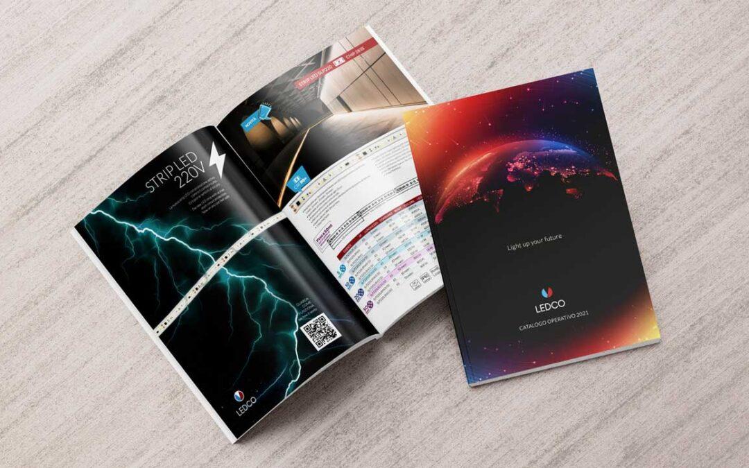 Nuovo catalogo operativo LEDCO 2021