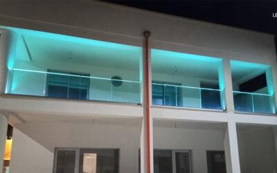 Illuminazione B&B Stella del Mare – Torre Pali (LE)