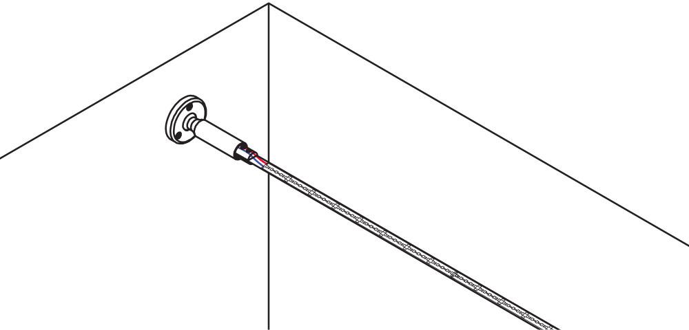 immagine dello schema di collegamento del binario magnetico