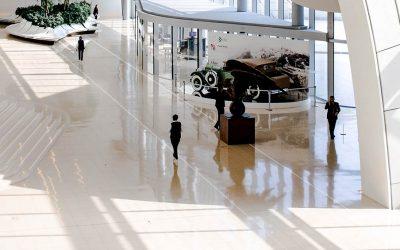 Floor lighting: the new PR115 walkable profile is arriving