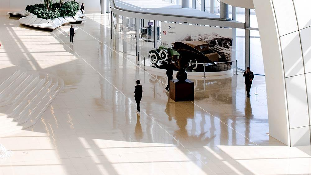 Illuminazione a pavimento: arriva il nuovo profilo calpestabile PR115