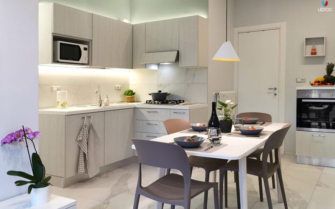 Illuminazione appartamento – Borghetto S.S. (SV)