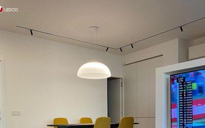 Illuminazione appartamento – Roma